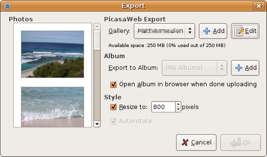 F-SpotHowto?action=AttachFile&do=get&target=FSpot_ExportPicasa.png