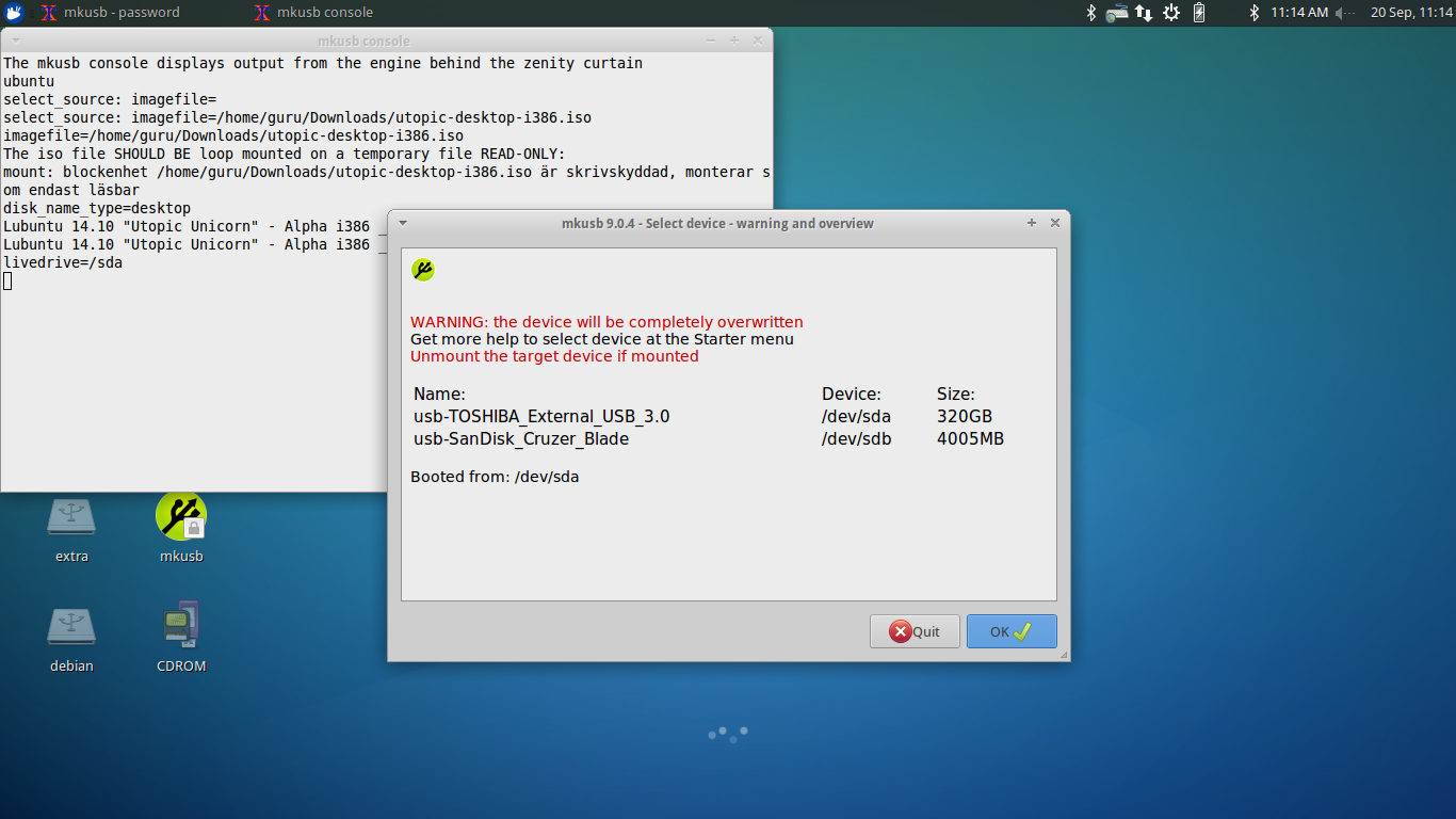 84-mkusb-in-xubuntu_select-device_warning-and-overview.png