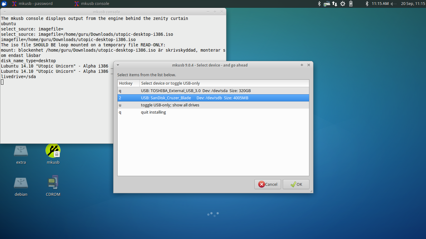 85-mkusb-in-xubuntu_select-device_and-go-ahead.png